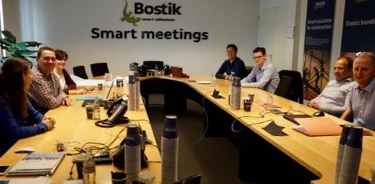Incompany training Interne Audit Bostik BMD Zuid